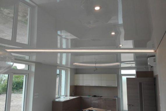Jukka design - napínavé stropy- osvětlení
